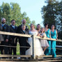 The wedding of Lindy and Annandale Golf & Curling Club 1