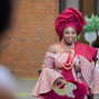 The wedding of Glory O. and U'Swanky Events 40