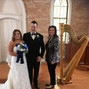 The wedding of Amanda Burton and Tracy Sweet - Harpist 6