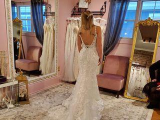 Blushing Bride Crystal Beach 5