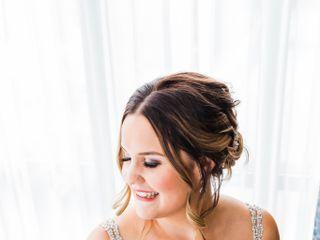 Montana's Bridal Hair 4