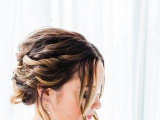 Montana's Bridal Hair 5