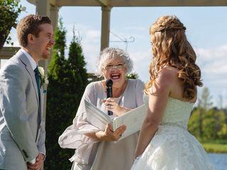 Rev. Joanne DeGasperis - Wedding officiant 2