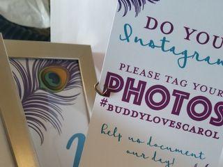 Pretty in Print Invitations 1
