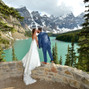 The wedding of Samantha and Elope In Banff 1