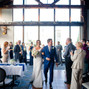 The wedding of Kelly Rogers and Bridges Restaurant 22