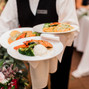 The wedding of Lauren E and Brock House Restaurant 10