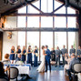 The wedding of Kelly Rogers and Bridges Restaurant 23