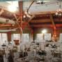 The wedding of Monica Gosselin and Bridges Golf Course 15