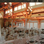 The wedding of Monica Gosselin and Bridges Golf Course 16