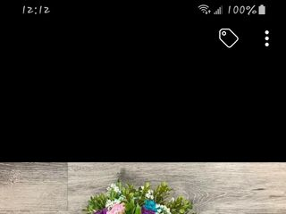 Heart and Sola Canada - Artificial Flowers 1
