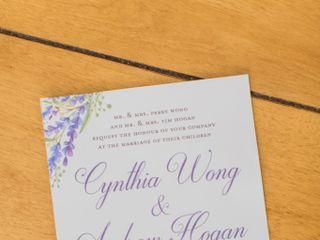 Pretty in Print Invitations 6
