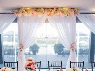 Rosepetal decor 2