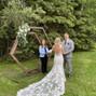 The wedding of Sara W. and Wild Rose Ceremonies 1