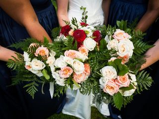 First Comes Love Weddings & Floral Designs 7