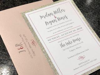 Paper Panache Invitations & Design Ltd. 4