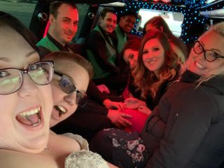 AM PM Limo & Party Bus Calgary 2