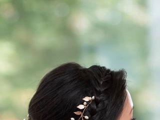 Kyana l Bridal Hair Artistry 1