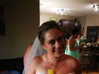 Beautiful Calgary Bride 1