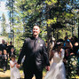 The wedding of Sally Freimark and Edge Events 1