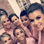 The wedding of Katy Marotta and JKglam Makeup + Hair 2