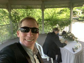 Jim Murphy - Wedding Officiant 1
