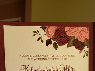 Blueberry Invitations 1