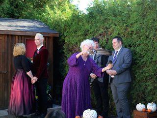 Rev. Mary McCandless ~ Four Seasons Celebrations, Wedding Officiant 2