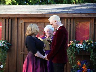 Rev. Mary McCandless ~ Four Seasons Celebrations, Wedding Officiant 5