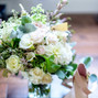 The wedding of Kyndra Le Saux and Eastern Hemlock Florals 17