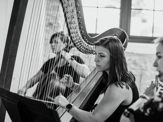The Soenen Sisters - Harp Flute and Cello Trio 1