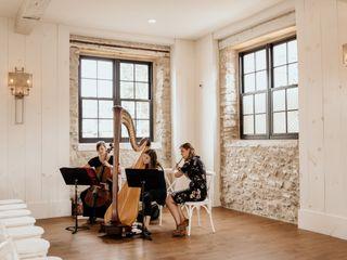 The Soenen Sisters - Harp Flute and Cello Trio 2