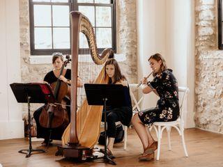 The Soenen Sisters - Harp Flute and Cello Trio 3