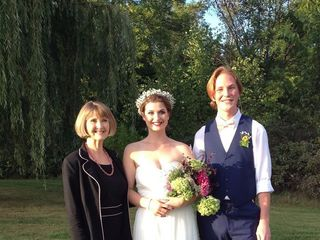 Suzanne Myers, Professional Celebrant & Wedding Officiant 3