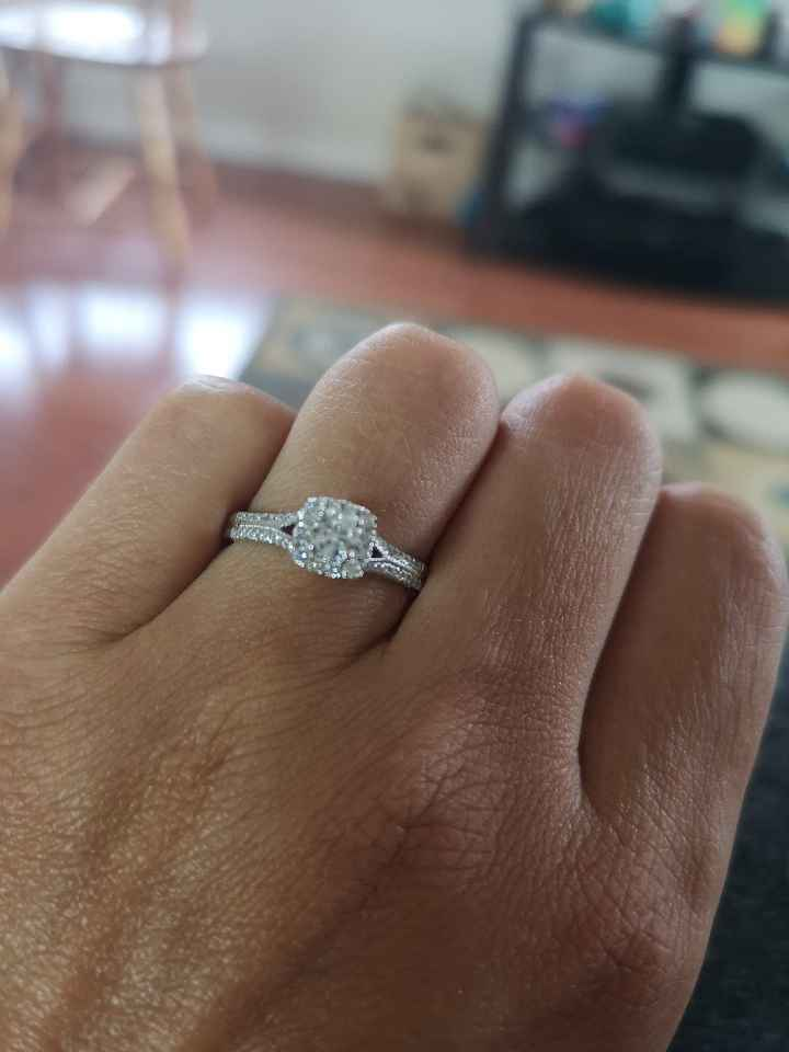 Show me your ring!! - 1
