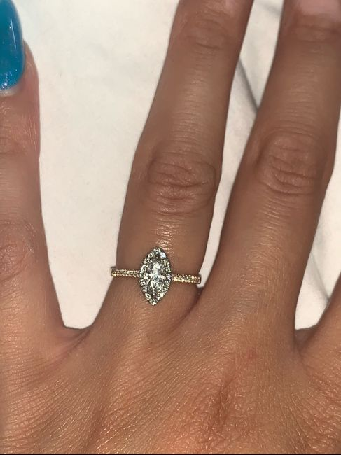 Show off your ring!! 7