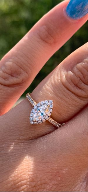 Show off your ring!! 8