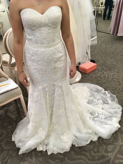 Found my dream dress, but back fat :\'( - Wedding fashion - Forum ...