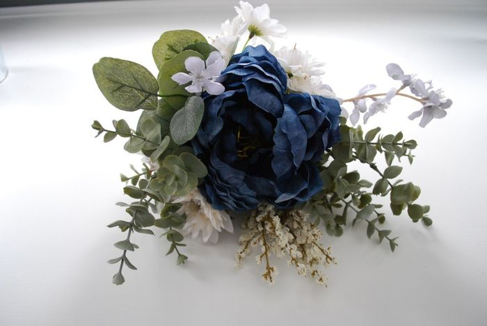 diy Artifcial Bouquet Results 8