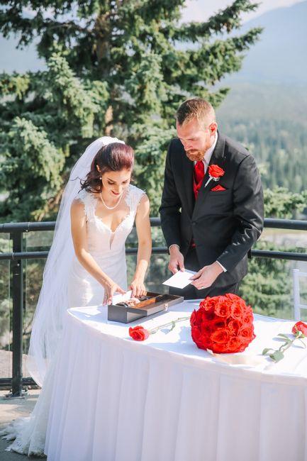 Love letter ceremony wedding ceremony forum weddingwireca for Love letter wedding ceremony