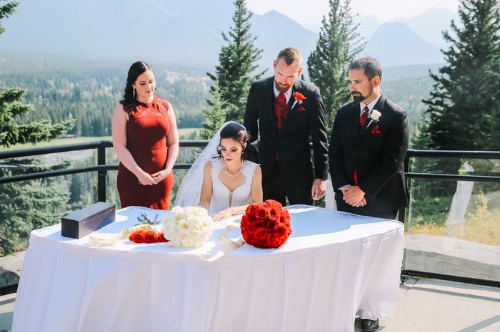 Missing my wedding.. 7