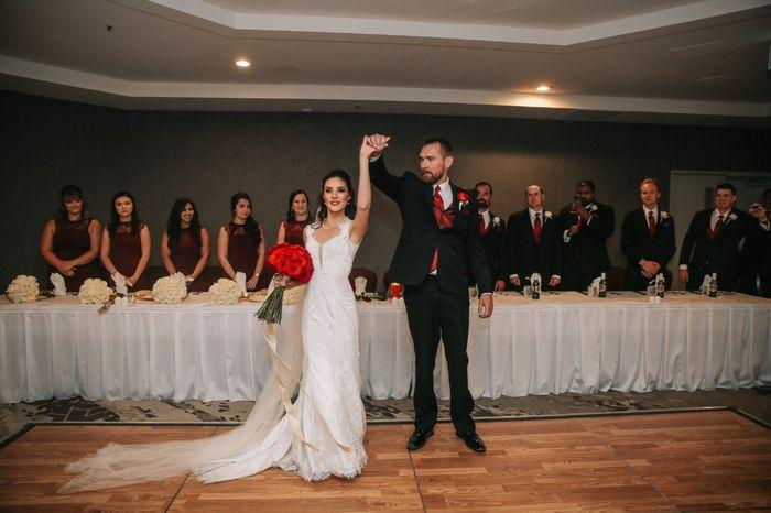 Missing my wedding.. 1