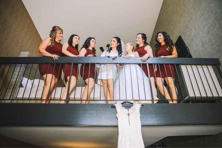 Bridesmaids dresses!! - 2