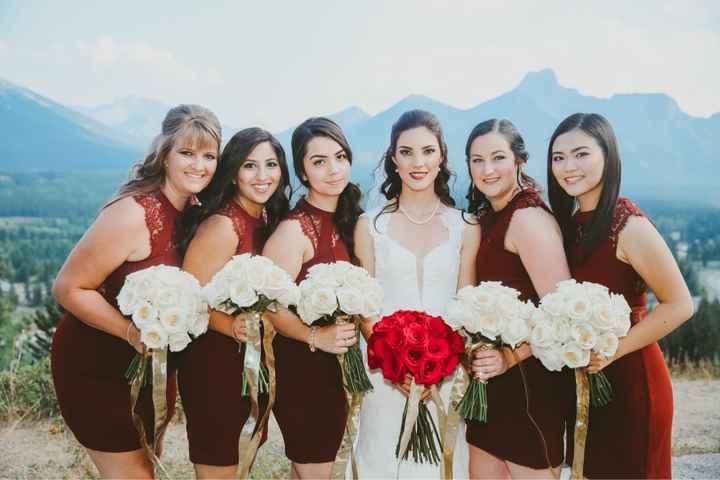 Bridesmaids dresses!! - 3