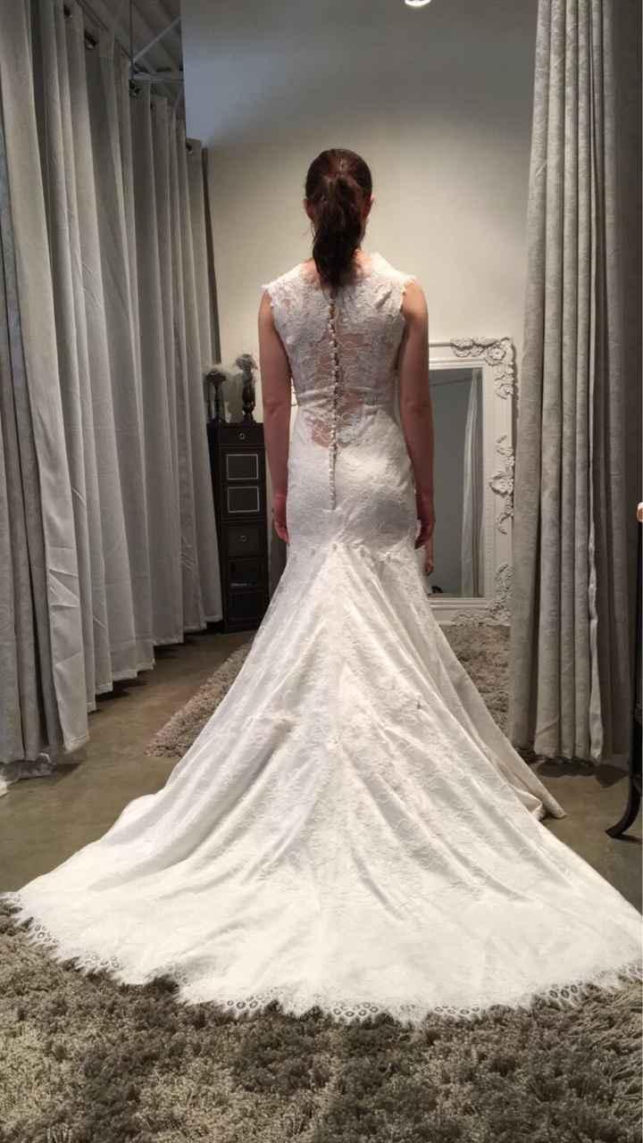 How do i pick the right wedding dress?? - 2
