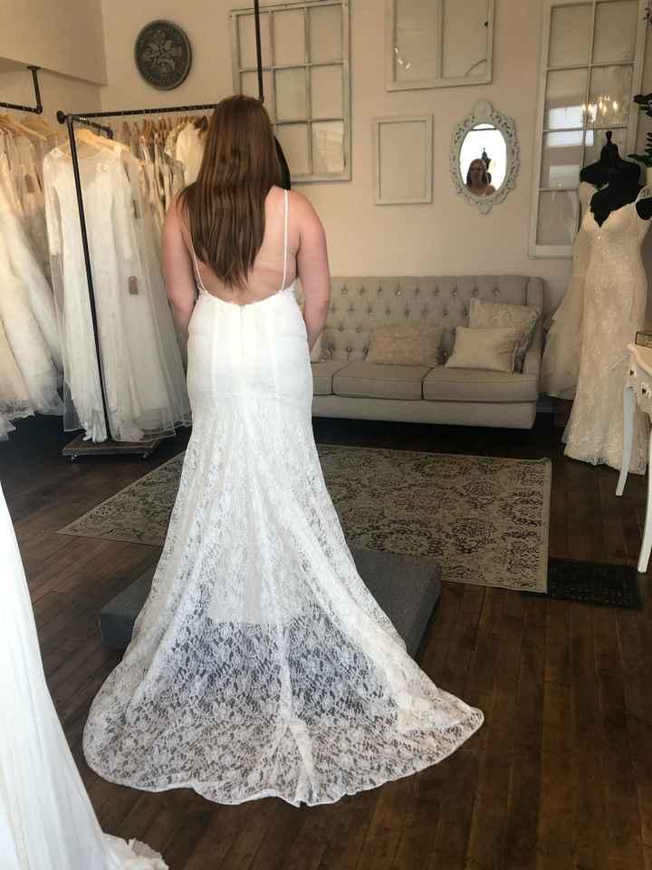 Second dress- found one! - 2