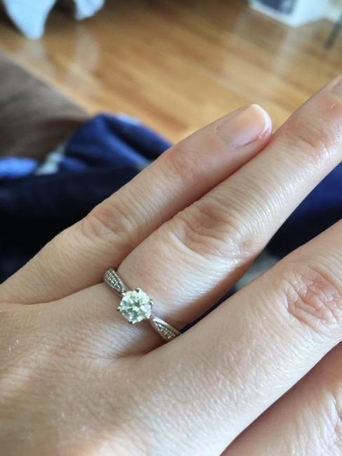 Brides of 2020!  Show us your ring!! 27