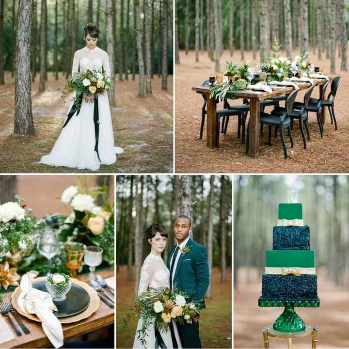 Wedding colours. - 1