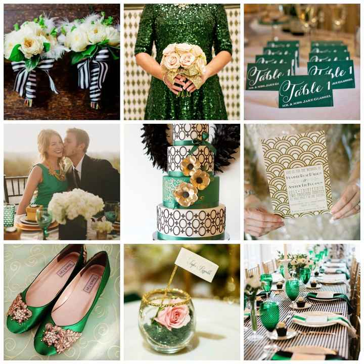 Wedding colours. - 3