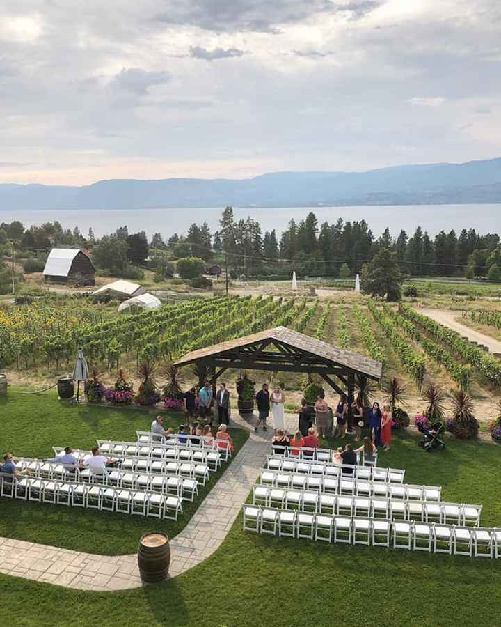 Ceremony venues - let's see them! - 2